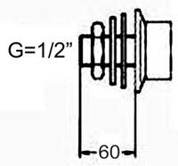 FAR set met 2 rechte kraankoppelingen-2
