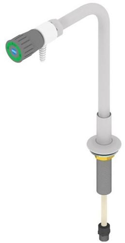 FAR kolomkraan voor demi-water met PP binnenpijp