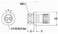 FAR polypropyleen kraan voor paneelmontage-2
