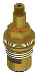 FAR ceramic headwork for lever taps
