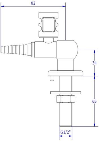FAR CompactLine kolomkraan brandbaar gas-2