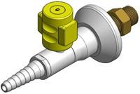 FAR CompactLine wall mounted gastap