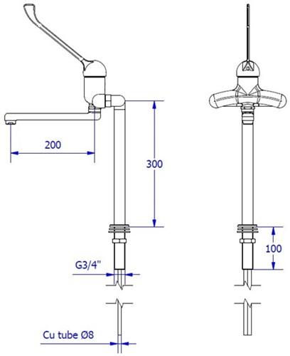 FAR MDS 1-greepsmengkraan op enkele kolom-2