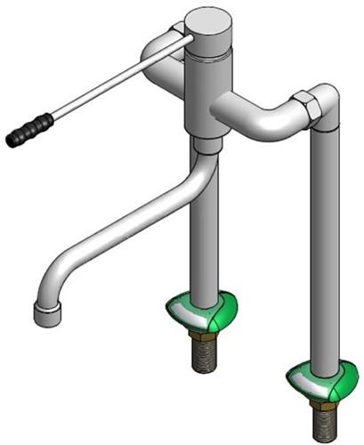 FAR MDS 1-greeps mengkraan op dubbele kolom
