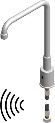 FAR MDS elektronische waterkraan