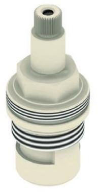 FAR polypropyleen/keramisch binnenwerk voor demi-water