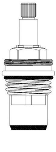 FAR polypropyleen/keramisch binnenwerk voor demi-water-2