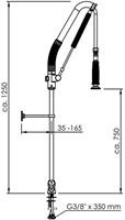 Echtermann Top Clean met 1-gats mengkraan-2
