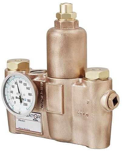 Thermostaat 136 liter/minuut