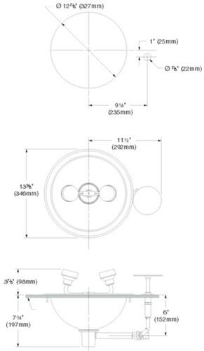 Bradley inbouw oogdouche-3