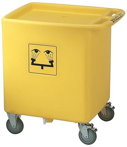 Bradley On-Site waste cart