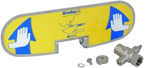 HALO handle and ball valve kit