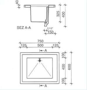 PP spoelblad met spoelbak-2