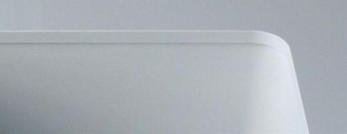 Inbouwen ovale trechter, 230x75mm