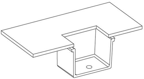 KeraLab spoelbak lijmen in of onder werkblad