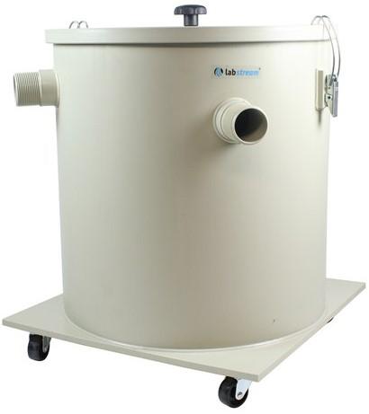Labstream PP neutralisation unit ø400mm