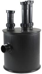 Labstream PE verzamelsifon 4,5 liter