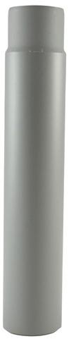 Labstream PP standpijp 200mm voor afvoerplug, grijs
