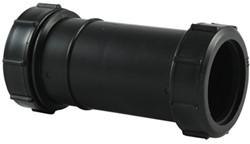 Labstream PP rechte koppeling 50x50mm