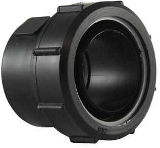 "Labstream PP Adapter 1,5""x1,5"" Rohr"
