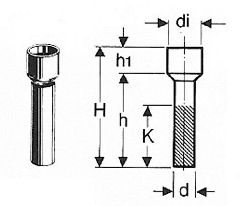 Geberit aansluitstuk 40/73 mm-2