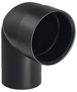 Geberit sifonaansluitbocht 40mm, 90gr